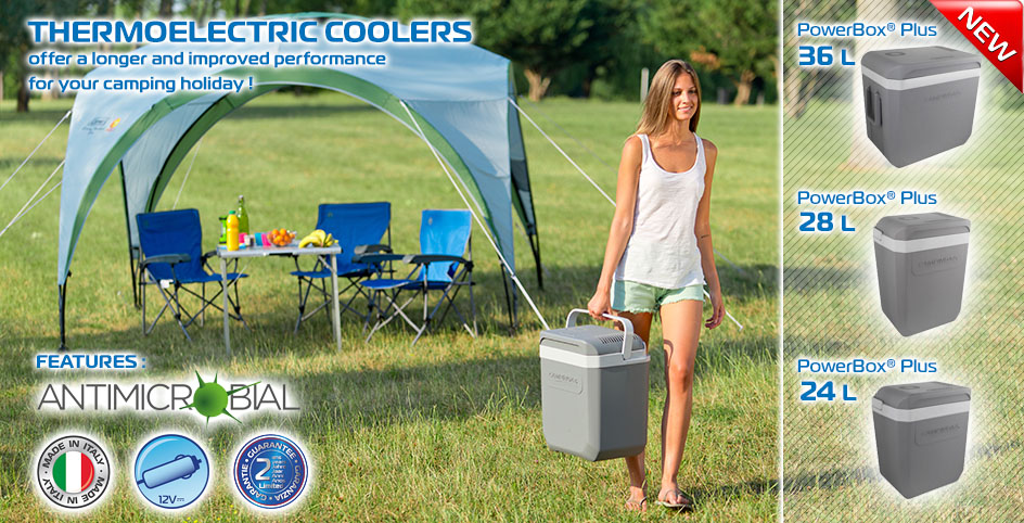 Campingaz Thermoelectric Coolers