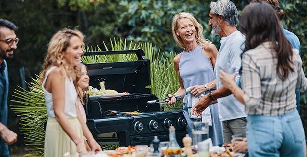 Outdoorküche Mit Gasgrill Zubehör : Einbau gasgrill für die outdoor küche