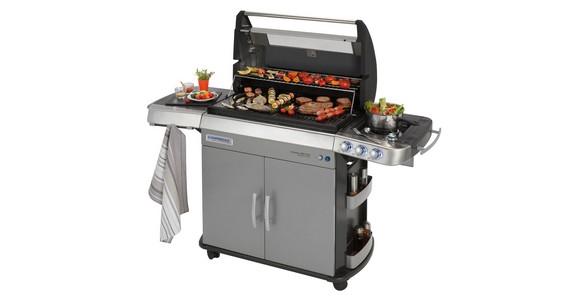barbecue gaz campingaz 4 serie rbs exs