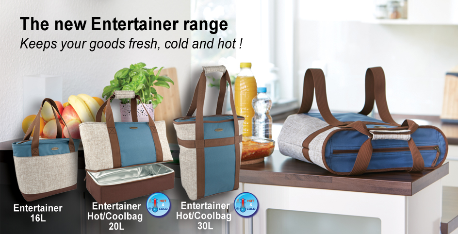 Entertainer Range