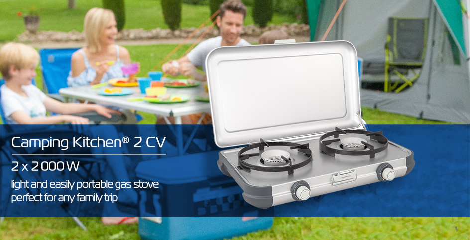 Camping Kitchen® 2 CV