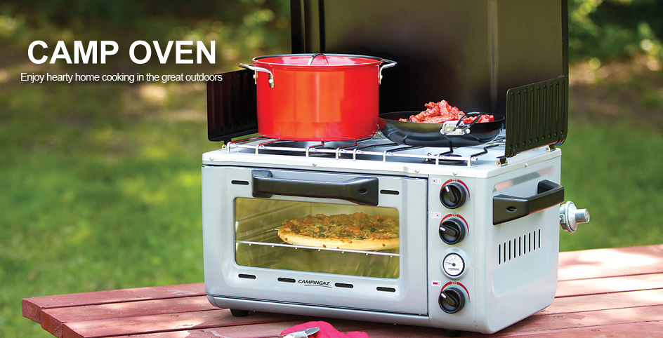 Camp Stove Oven