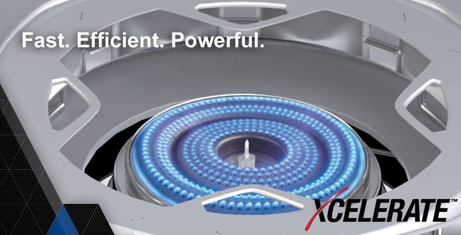 Xcelerate Stoves