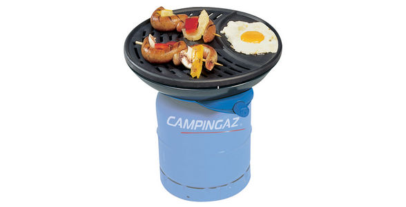 party grill campingaz kleinster mobiler gasgrill. Black Bedroom Furniture Sets. Home Design Ideas