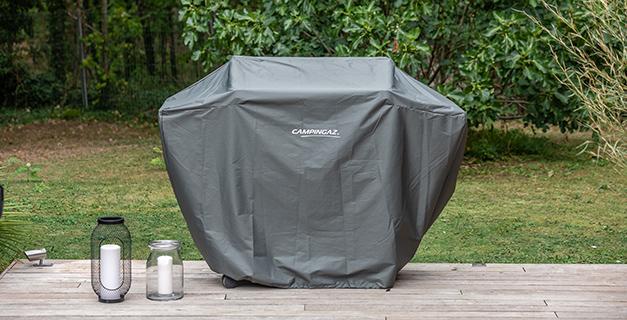 campingaz abdeckhauben f r grillger te. Black Bedroom Furniture Sets. Home Design Ideas
