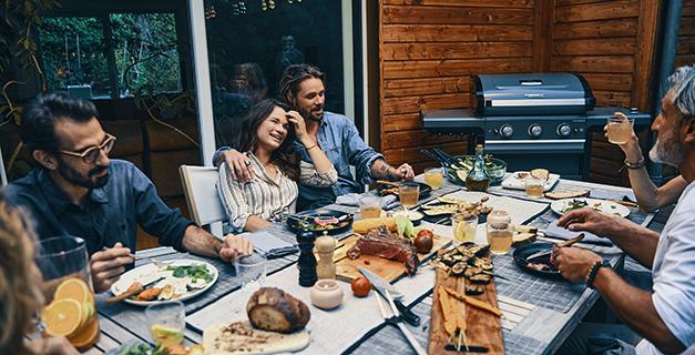 CAMPINGAZ 205659 Pueblo III Barbecue a Gaz Réchaud 3 Feux