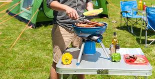 Campingaz Party Grill 400 CV, Grill de Camping, Réchaud de