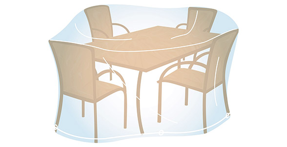 housse de jardin taille m barbecue gaz. Black Bedroom Furniture Sets. Home Design Ideas