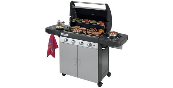 Campingaz Barbecue gaz 4 séries LXS L.160 x l.60 x H.116