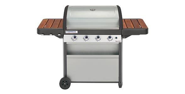 Campingaz Barbecue à Gaz Class 4 WLX, 4 Brûleurs, Puissance