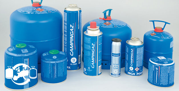 Campingaz Cartridges Amp Cylinders